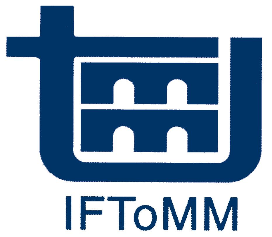 IFTOMM International Federation for the Promotion of Mechanism and Machine Science